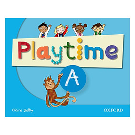 Playtime Level A Class Book