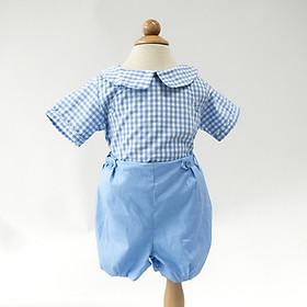 Bộ áo kèm quần bé trai Chaiko House X54