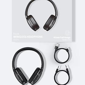 Tai nghe chụp tai không dây cao cấp Baseus Encok Wireless headphone D02 Pro LV438 - WL [Hàng Chính Hãng]