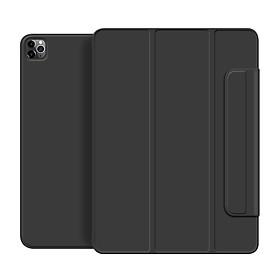 Bao Da Dành Cho iPad Pro 11 inch (2020) / iPad Air 4 (10.9 inch) / iPad Pro 12.9 inch (2020) Dạng Hít Từ Tính Có Khe Cắm Apple Pencil - Hàng Chính Hãng Meliya accessories