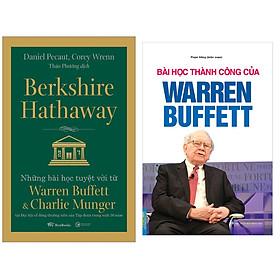 Combo Bài Học Thành Công Của Warren Buffett+Berkshire Hathaway: Những Bài Học Tuyệt Vời Từ Warren Buffett Và Charlie Munger Tại Đại Hội Cổ Đông Thường Niên Của Tập Đoàn Trong Suốt 30 Năm