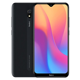 Xiaomi Redmi 8A 32GB/64GB ROM 3GB RAM Mobile Phone Snapdragon 439 Octa Core 6.22in 5000mAh 12MP Camera Smartphone - 4+64G
