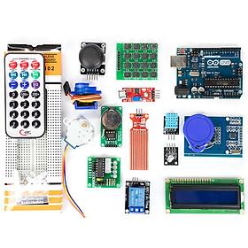 Bộ Kit Học Tập Thực Hành Lập Trình Arduino Uno R3 Cơ Bản V2