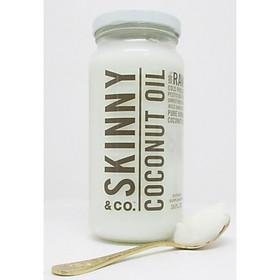 Dầu Dừa Nguyên Chất Skinny - Ép Lạnh Tinh Khiết, Organic 100%. Món Quà Tinh Chất Từ Thiên Nhiên.