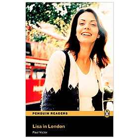 Level 1: Lisa In London Book and CD Pack (Pearson English Graded Readers)