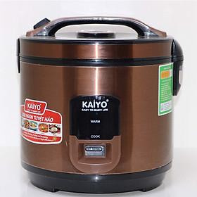 Nồi cơm điện chống dính KAIYO KY884 – 1.8L- Hàng chính hãng – Giao màu ngẫu nhiên