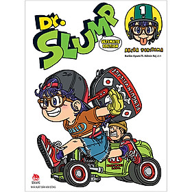 Dr.SLUMP Ultimate Edition - Tập 1