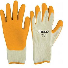 Găng tay cao su Ingco HGVL03