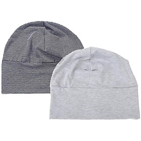 UNISEX NIGHTCAP COMFORT HATS EYE HEAD COVER DAY NIGHT CAPS SLEEPING HAT 2PCS