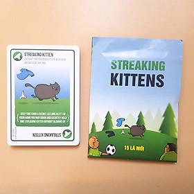 Mèo Nổ Mở Rộng Streaking Kittens - Bản Mở Rộng Số 5