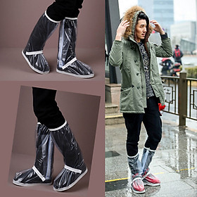 Tailored Outdoor Waterproof Shoes Rainy Day Boots Covers Anti-Slip Cycling Overshoes New