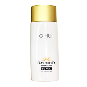 Kem chống nắng OHUI Day Shield Perfect Sun Black SPF 50+/PA++++ 80ml
