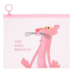 Túi Đựng Bút Viết Zip The Pink Panther - Ngạc Nhiên