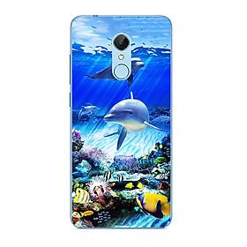 Ốp điện thoại dành cho máy Xiaomi Mi Mix 2S - Trong lòng đại dương MS ACXTU001