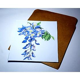 Thiệp phong cách Vintage card quà cám ơn ,chúc mừng sinh nhật và giử tặng người thân yêu.