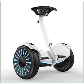 Xe điện cân bằng Mini Robot - XE ĐIỆN CÂN BẰNG THÔNG MINH - BẢN MỚI Có Bluetooth, đèn led, tay xách thuận tiện