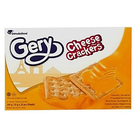 Bánh Garudafood Gery Cheese Crackers (200g)