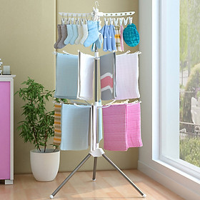 Cây phơi quần áo khung inox RE0210