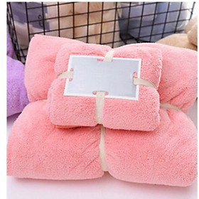 Set 2 khăn ủ cho bé 0-12 tháng