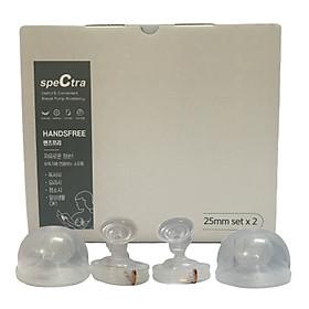 Cup hút sữa rảnh tay Spectra Hàn Quốc dùng cho các loại máy hút sữa Spectra, Medela, Cimilre, Avent, Rozabi...