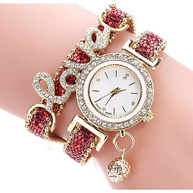 Quartz Watch Women'S Watch Luxury Diamond Wristwatches Lady Decoration Watches