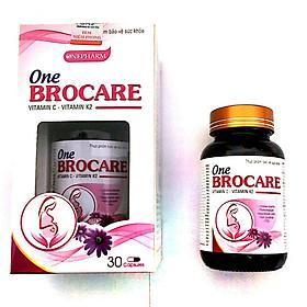 Thực phẩm bổ sung dinh dưỡng One Brocare dành cho mẹ