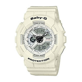 Đồng Hồ Nữ Dây Nhựa Casio BABY-G BA-110PP-7A