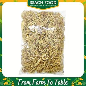 Bắp chuối bào - gói 200gr - Tiện lợi, vệ sinh, đảm bảo an toàn thực phẩm