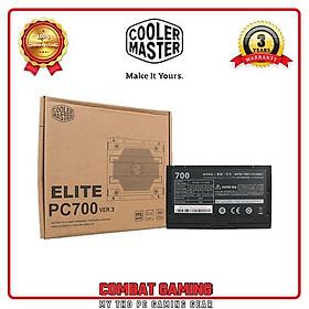 Nguồn Máy Tính COOLER MASTER ELITE PC700 V3 700W - Hàng Chính Hãng