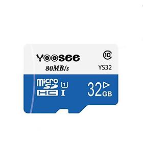Thẻ nhớ Canera Yoosee Class 10 (32G/64G/128G) - chuyên dụng cho camera | Màu ngẫu nhiên