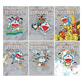 Combo Fujiko F Fujio Đại Tuyển Tập - Doraemon Truyện Dài (6 Tập)