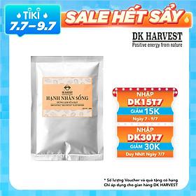 Hạt Hạnh Nhân Sống DK Harvest Dùng làm Sữa Hạt