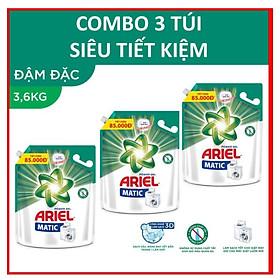 COMBO 3 túi nước giặt Ariel Nắng mai 3.6kg