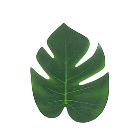 Artificial Palm Leaves Simulation Leaf Environmental 12PCS Cloth Party Summer