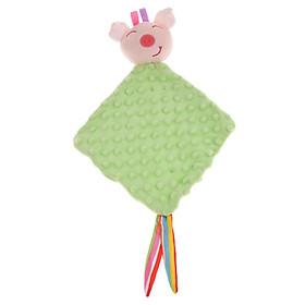 Babies Kids Plush Soothing Animal Toys Security Blanket Baby Soothing Towel