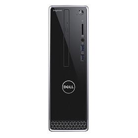 PC Dell Inspiron 3268ST 5PCDW2 Core i3-7100/Free Dos - Hàng Chính Hãng - Black