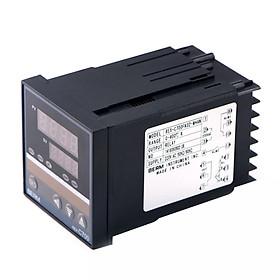REX-C700FK02-M*AN Intelligent Temperature Controller Digital Display 0-400℃ K Type Relay Output