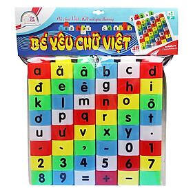 Đồ Chơi Bé Yêu Chữ Việt FKS-120