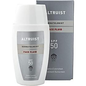 Kem chống nắng Altruist Dermatologist Sunscreen Face Fluid SPF50 50ml (Bill Anh)