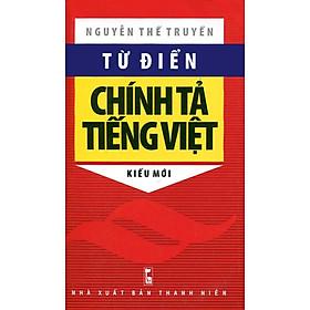 Sách Từ Điển Chính Tả Tiếng Việt - phương nam book
