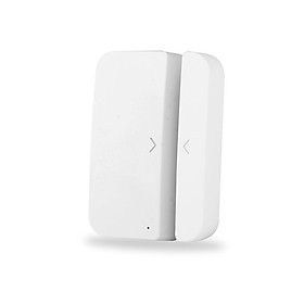WiFi Door Alarm Window Sensor Detector Smart Home Security Tuya SmartLife App Control Compatible Amazon Alexa Google