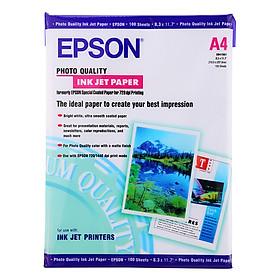 Giấy In Ảnh A4 Epson 2 Mặt 50 Tờ Định Lượng 210Gsm