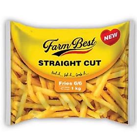 [Chỉ giao HN]Khoai tây đông lạng Straight cut- 1 gói