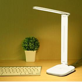 đèn LED học sinh chống cận - đèn bàn học - đèn bàn làm việc - đèn học cảm biến nhiều chế độ ánh sáng phù hợp với mắt