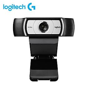 Logitech C930C Webcam 1080P H.264 Video Calling Computer Camera Business Remote Online Teaching Web Cam Clip-on Camera