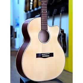 Đàn guitar acoustic dành cho người mới tập chơi KBD Kênh Bán Đàn