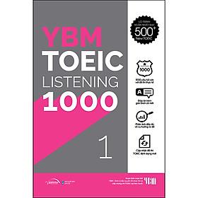 YBM Actual Toeic Tests LC 1000 - Vol 1