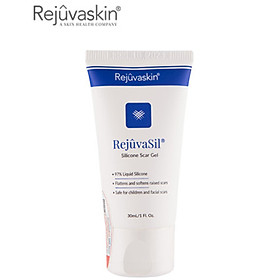 Gel giảm sẹo lồi, phì đại Rejuvasil 30ml