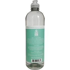 Nước rửa bình sữa Berkley Green 739ml