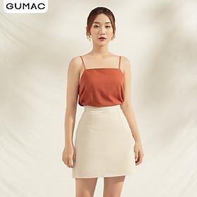 Áo hai dây thiết kế cơ bản GUMAC AA1181